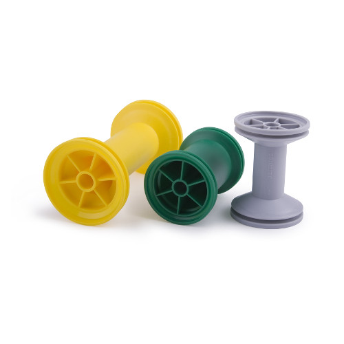 Spools for household thread - periplast