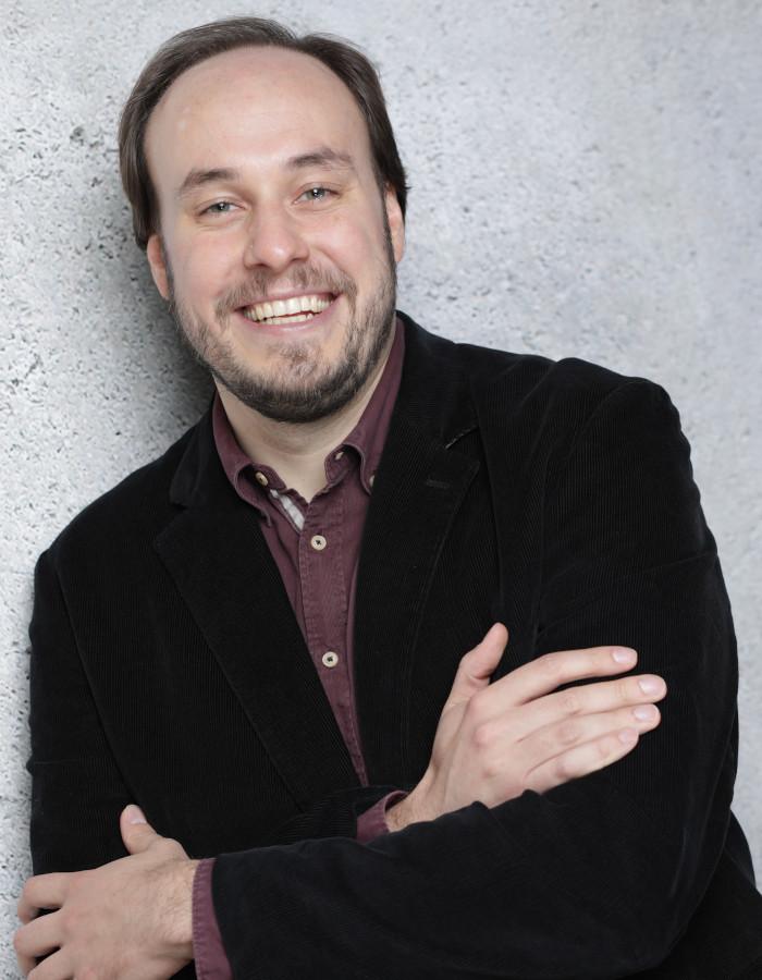 Dr. Timo Porsch (Managing Director)